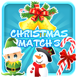 Play Christmas Match 3 Game