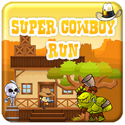 Play Super Cowboy Run Game