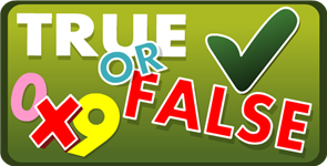 Play  True and false  Game